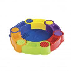 Colombus 2v1 skladacie pieskovisko a detský bazén Inlea4Fun Preview