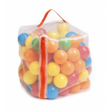 Farebné loptičky do bazéna a hracieho stanu 6 cm 100 ks Inlea4Fun Preview