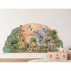 Dekorácia na stenu SAFARI 161 x 79 cm Preview