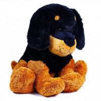 Veľký plyšový pes Beny sediaci 78 cm
