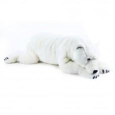 Plyšový medveď ľadový ležiaci 109 cm Preview