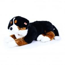 Veľký plyšový pes salašnícky ležiaci 89 cm Preview