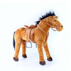 Veľký plyšový kôň 70 cm s možnosťou sedenia Preview