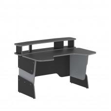SKYLAND Skill Písací stôl 7055553 - antracitový Preview