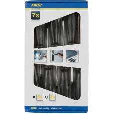 KINZO sada magnetických skrutkovačov - 7 kusov Preview