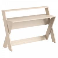 TAIPIT Comp Písací stôl 145,4 x 60 x 98,7 cm - Tiara Beech