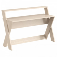 TAIPIT Comp Písací stôl 145,4 x 60 x 98,7 cm - Tiara Beech Preview