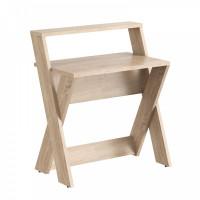 TAIPIT Comp Písací stôl 85,4 x 60 x 98,7 cm - Sonoma Oak