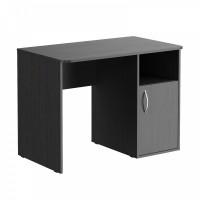 TAIPIT Comp Písací stôl 100 x 60 x 75 cm - Dark Legno