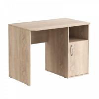 TAIPIT Comp Písací stôl 100 x 60 x 75 cm - Sonoma Oak Light