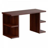 TAIPIT Comp Písací stôl 140 x 60 x 76 cm - Burgundy