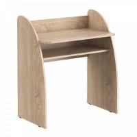 TAIPIT Comp Písací stôl 80 x 46 x 93,2 cm - Sonoma Oak Light