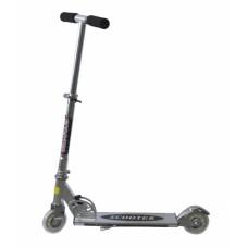 Kolobežka Scooter hliníková Alu strieborná Preview