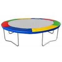 Kryt pružín na trampolínu s celkovým priemerom 250 cm -  čtyřbarevný