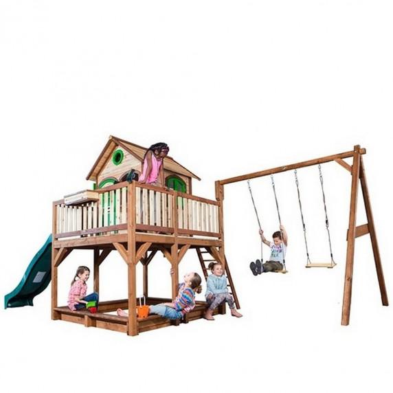 Axi Hrací domček LIAM Double Swing