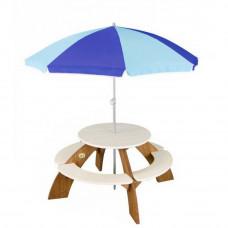 Axi Detský piknikový stôl so slnečníkom ORION Preview