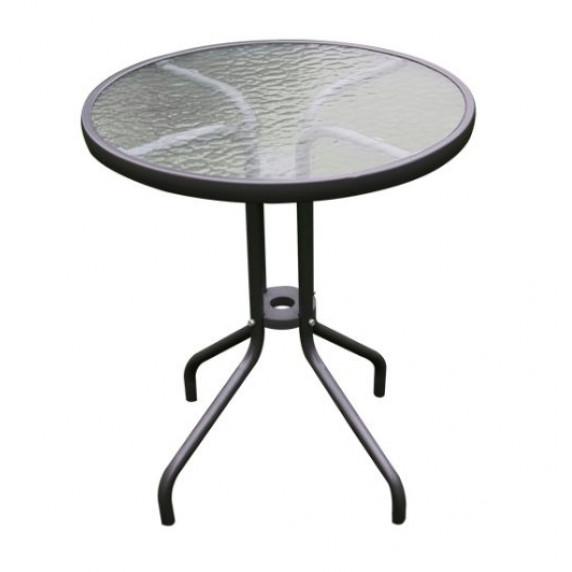 Záhradný stôl Linder Exclusiv BISTRO MC330850DG 71 x 60 cm
