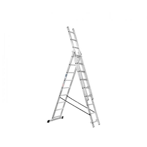 Höher rebrík 3x6