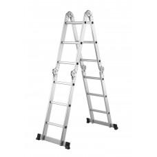 Höher kĺbový rebrík 4x3 Preview