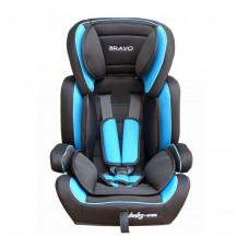 Baby Coo autosedačka BRAVO 2018 Black Blue Preview