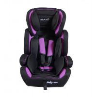 Baby Coo autosedačka BRAVO 2018 Black Violet