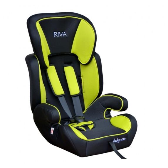 Autosedačka Baby Coo RIVA 2018 Black Green
