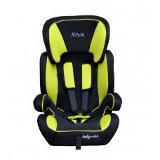 Autosedačka Baby Coo RIVA 2018 Black Green Preview