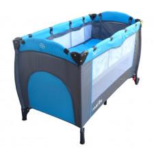 Cestovná postieľka Baby Coo Malibu Plus - Blue Preview