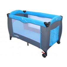 Cestovná postieľka Baby Coo Malibu Comfort - Blue Preview
