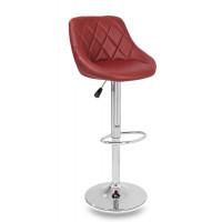Tresko Barová stolička - Burgundy