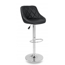 Aga Barová stolička - Čierna
