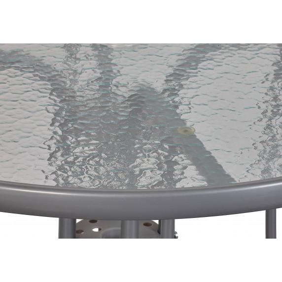 Záhradný stôl Linder Exclusiv DIA MC90 70 cm x Ø90 cm