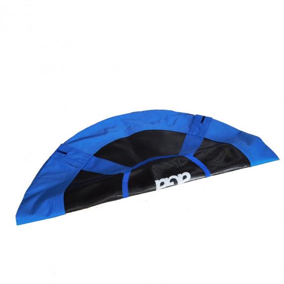 Záhradný hojdací kruh Aga MR1100B 100 cm - modrý