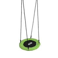 Závesný hojdací kruh Aga MR1060G 60 cm - zelený