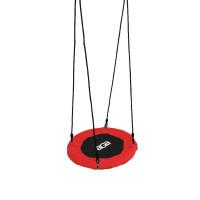 Záhradný hojdací kruh Aga MR1060R 60 cm - červený