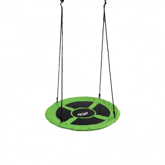 Záhradný hojdací kruh Aga MR1100G 100 cm - zelený