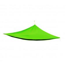 AGA trojuholníková záhradná tieniaca plachta 3 x 3 x 3 m Apple Green Preview