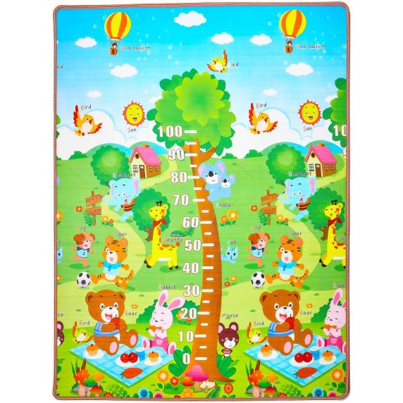 Detská penová hracia podložka 150 x 180 cm Aga4Kids MR103