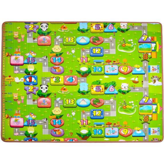 Detská penová hracia podložka 150 x 180 cm Aga4Kids MR105