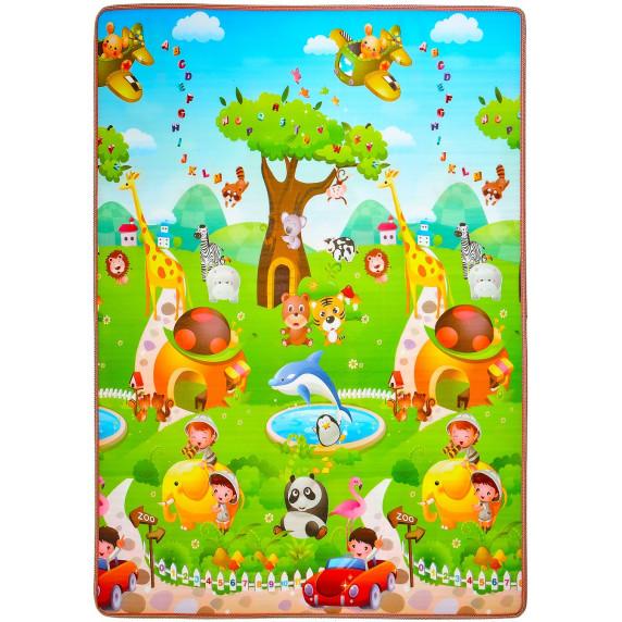 Detská penová hracia podložka 150 x 180 cm Aga4Kids MR106