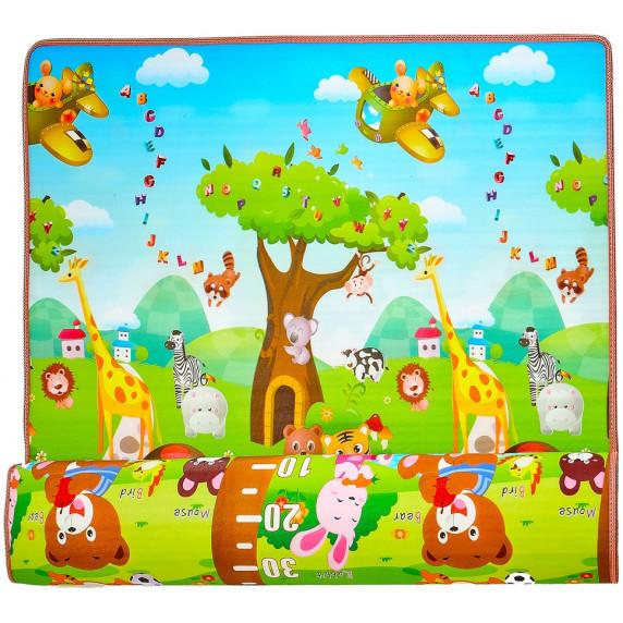 Detská penová hracia podložka 150 x 180 cm Aga4Kids MR108