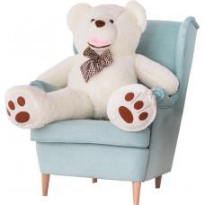 Aga4Kids Amigo Plyšový medvedík 130 cm - biely Preview