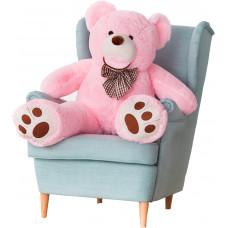 Aga4Kids Amigo Plyšový medvedík 130 cm - ružový Preview