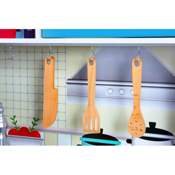Aga4Kids detská kuchynka Mr. Poppy + LED