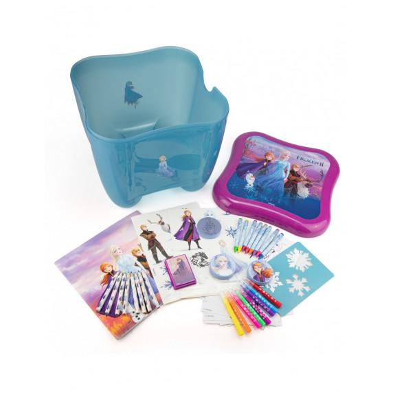 Disney Ľadové Kráľovstvo Sada na kreslenie v krabice CFR0229