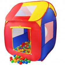 Detský hrací domček s loptičkami Kiduku KZ-007 Preview