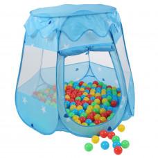 Detský hrací stan Aga4Kids ST-005-BLUE - Modrý Preview