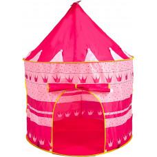 Detský hrací stan Aga4Kids  CASTLE Beautiful Cubby house KL999 ST-0108-PINK - Ružový Preview