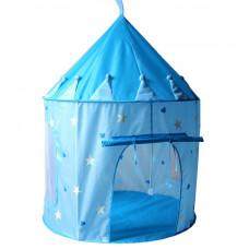 Detský hrací stan Aga4Kids Castle ICE PALACE ST-0108IPH 135x102 cm - Modrý Preview