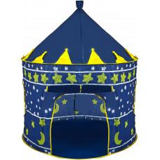 Detský hrací stan Aga4Kids CASTLE Beautiful Cubby house KL999 ST-0108 - Tmavomodrý Preview
